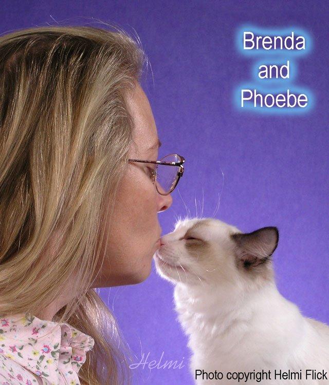 Brenda and Phoebe