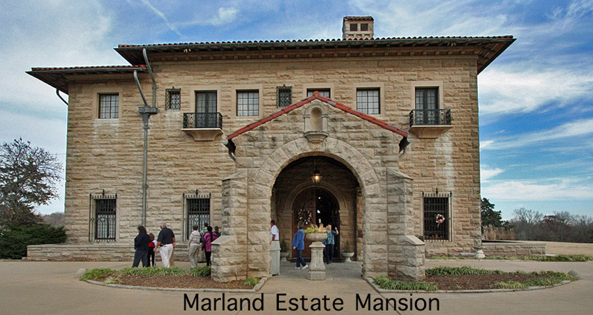 Marland Estate Mansion