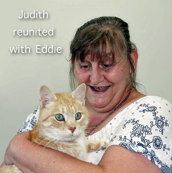 Judith and Eddie Boy