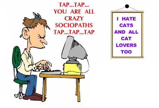 Cat Hater