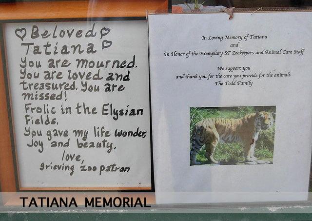 Tatiana Memorial