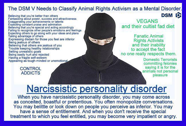 Animal-rights-activists-have-a-mental-disorder
