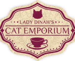 logo Lady Dinah's Cat Emporium