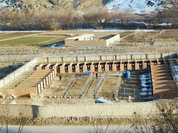 Nowzad Shelter Afghanistan