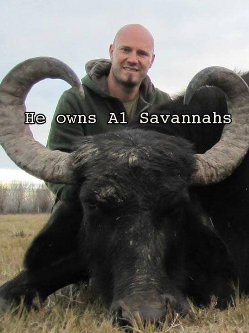 Owner of A1 Savannahs
