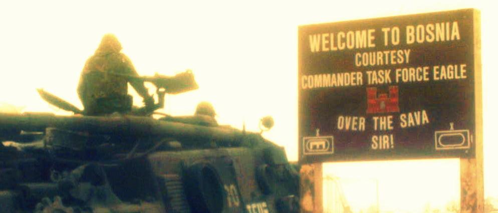 Kosovo UN military