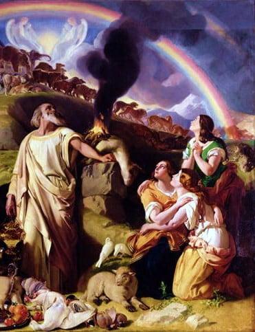 Noahs Sacrifice