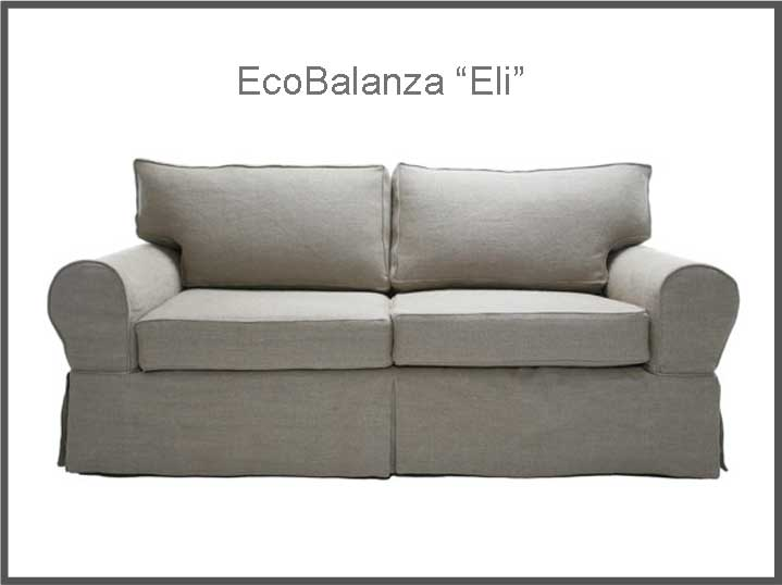 Fire retardant free furniture