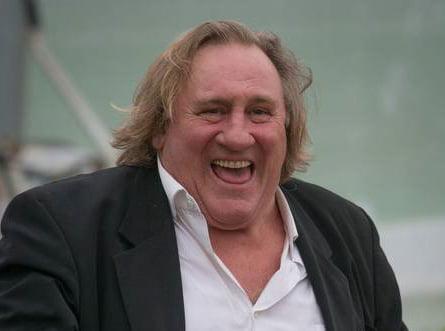 Gerard Depardieu says ...