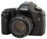 Full frame camera