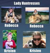 Lady Huntresses