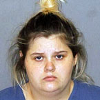 Charged with animal and child abuse: Savanah Morgan, 25.