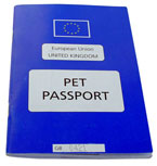Pet passport UK