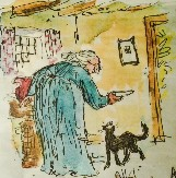 Beatrix Potter, The Tale of Kitty-in-Boots