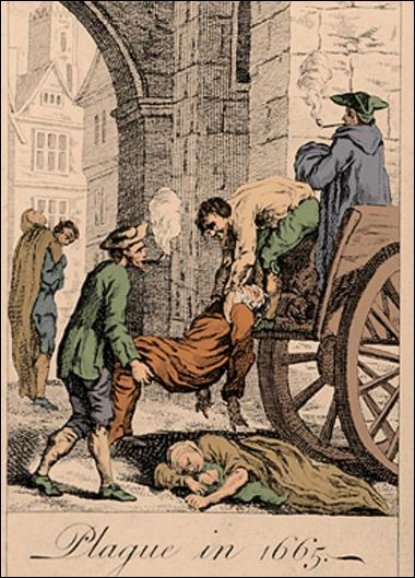 Great Plague of London 1665