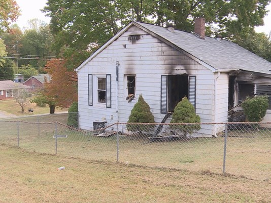 Knoxville home where 37 cats died in a fire