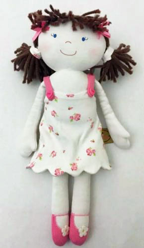Ragdoll plush toy