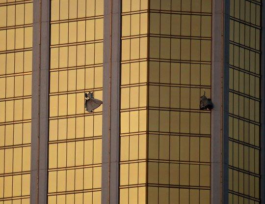 Las Vegas Shooting Hotel