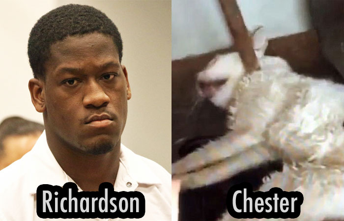 Richardson and Chester