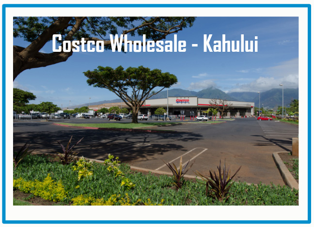 Costco Kahului Hawaii