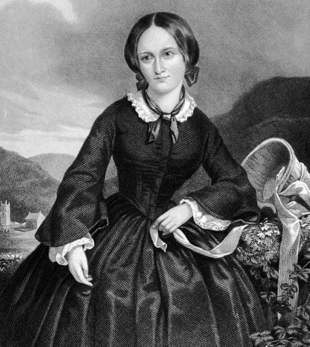 Charlotte Bronte loved her cat Tiger