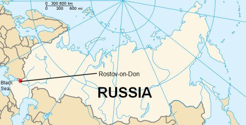 Rostov on don Russia