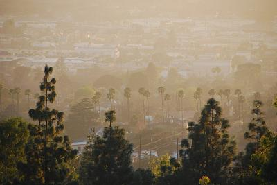 Burbank in a Haze - Now come on Council members lets not get hazy - keep focused - think what is right and proper.