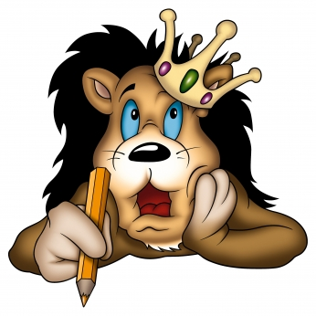 Lion Cartoon Character on Cartoon Lion   Here Is A Comprehensive List  The Lion Is In Bold And