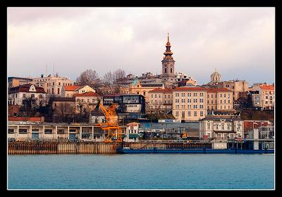 Belgrade - photo by andreybl (FLickr) - added by Admin