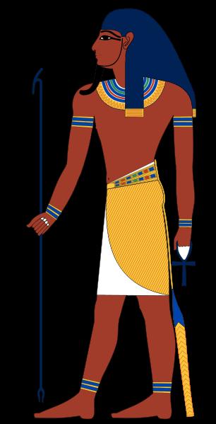 Atum-Ra Cat god of the setting sun