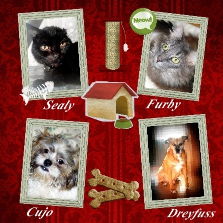 My Social Petworked Pets
