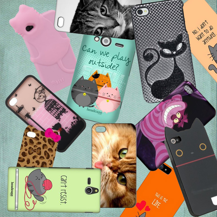 IPhone Cat Cases