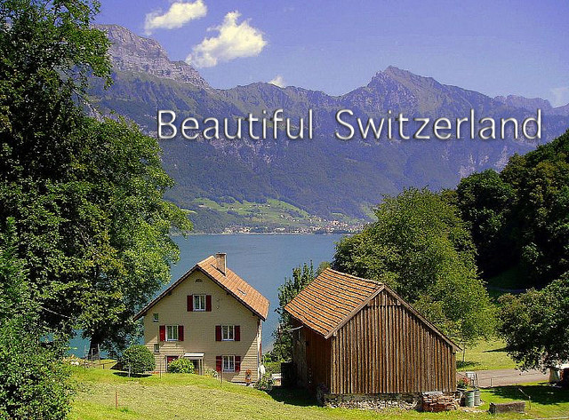 Beautiful Switzerland
