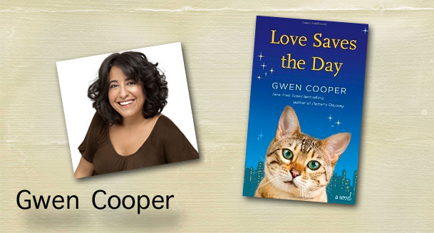 Gwen Cooper's Book Love Saves The Day