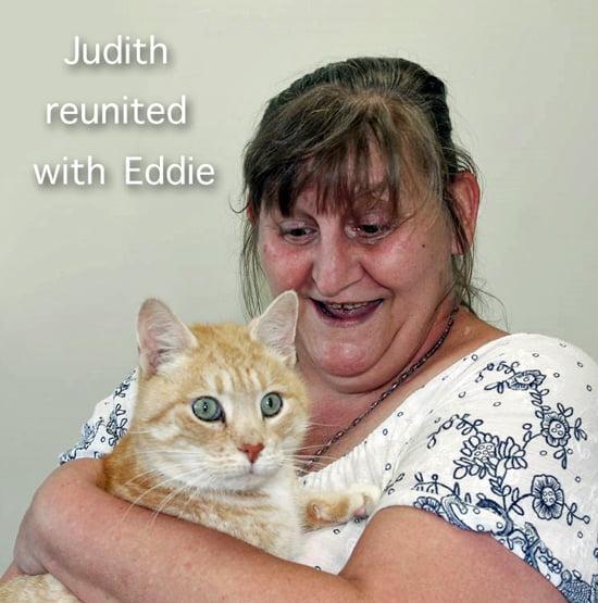 Judith and Eddie Boy