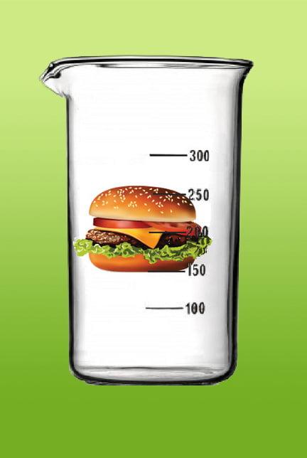 In vitro burger