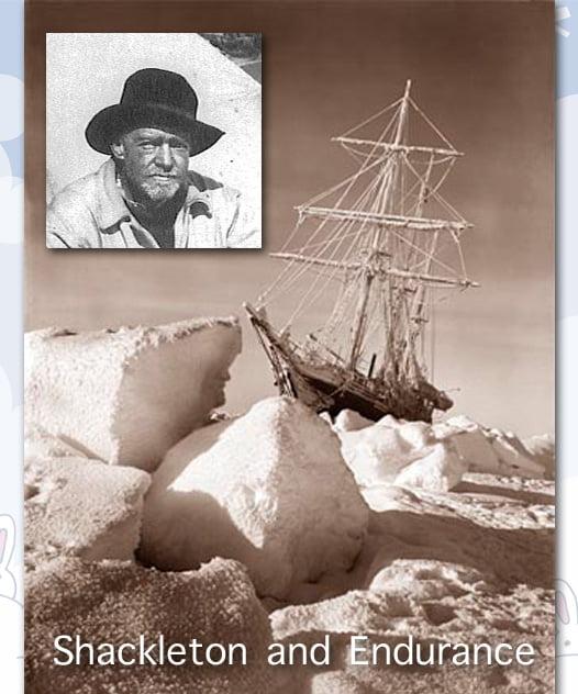 Shackleton and Endurance