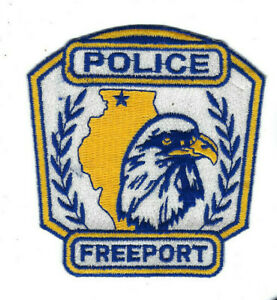 Police of Freeport, Florida