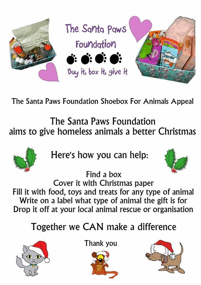 The Santa Paws Foundation