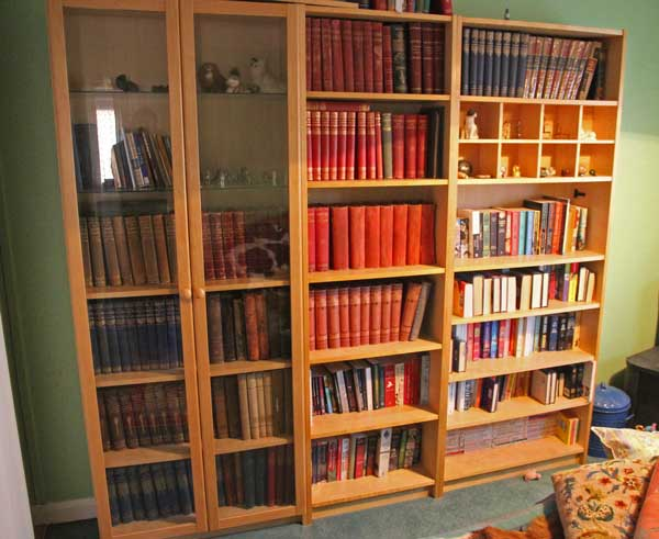 Sarah Hartwell's book archive