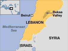 Bekaa Valley, Hechmech, Bekaa, Lebanon