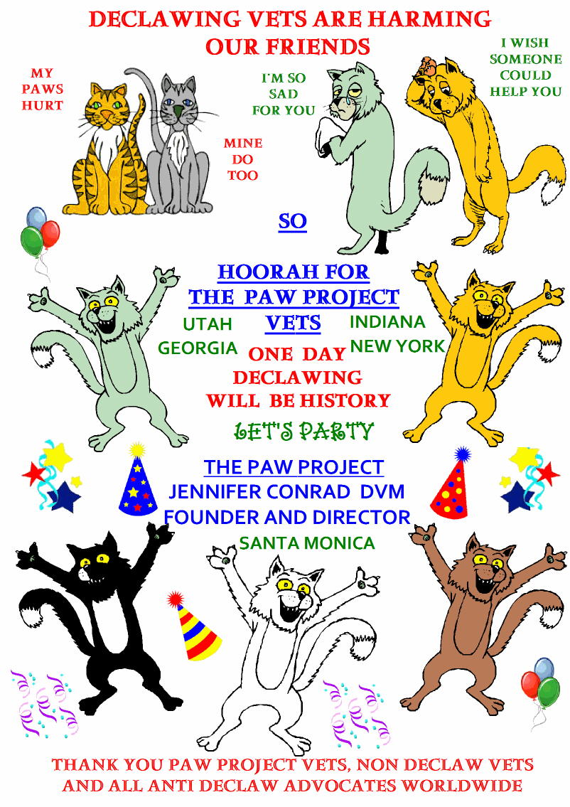 paw project