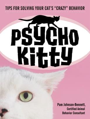 psycho kitty book