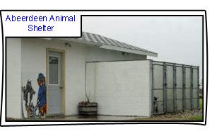 Aberdeen S.Dakota animal shelter