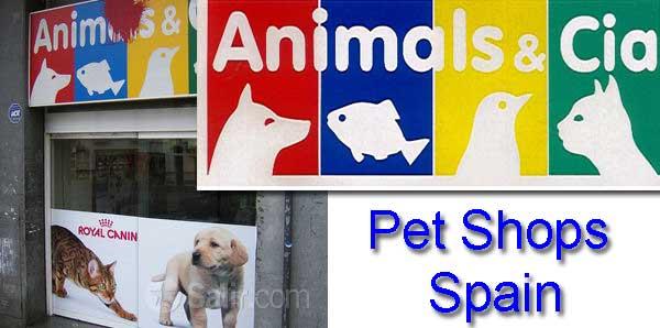 Pet Shop Spain