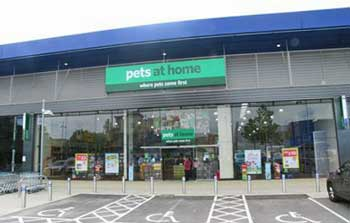Pets at home Nugent UK