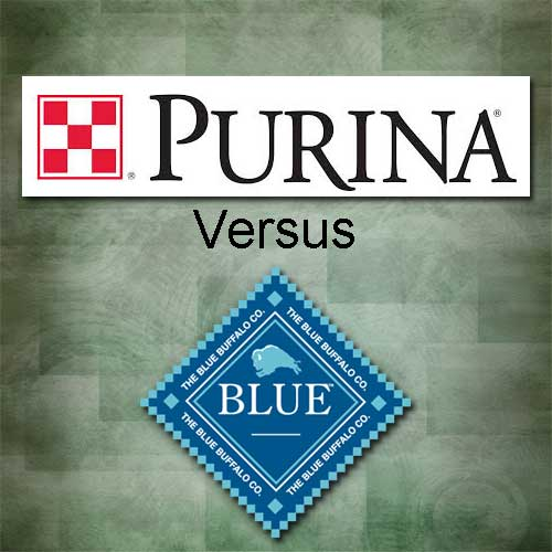 Purina versus Blue Buffalo