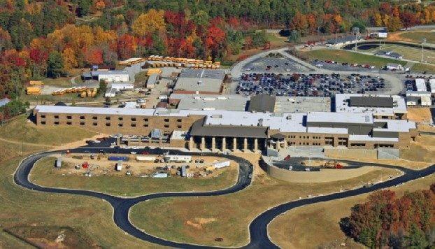 Stephens County School