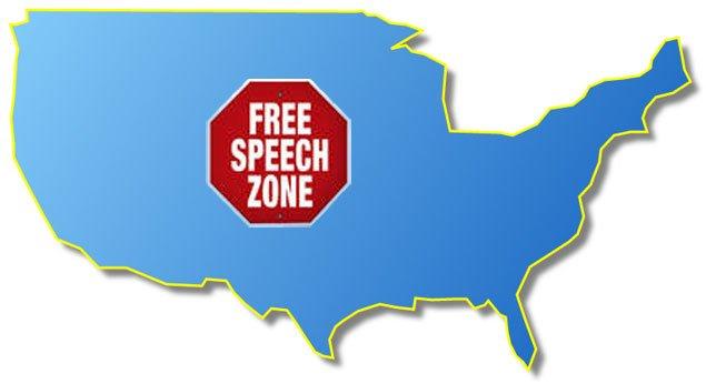 Free speech USA