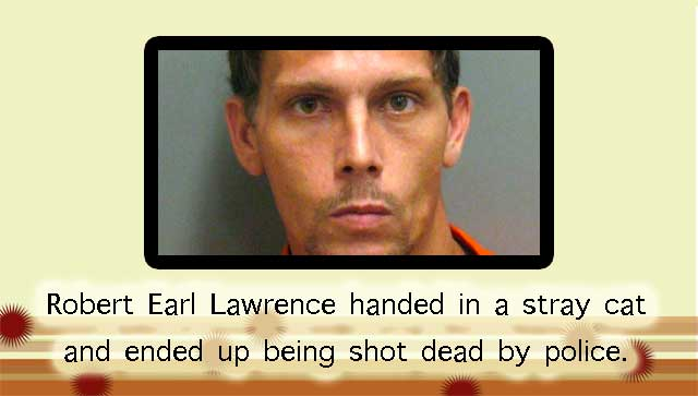 Lawrence - shot dead by police at an animal shelter. Was it justified?